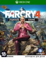 игра FAR CRY 4. Специальное издание для XBOX ONE - русская версия