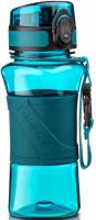 Бутылка для воды спортивная Uzspace (350ml) голубая (6009cyan)