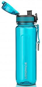 фото Бутылка для воды спортивная Uzspace (500ml) голубая (6018cyan) #2