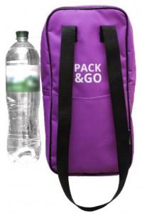 фото Термосумка ланч-бэг Pack&Go Bottle Bag, фиолетовый #5