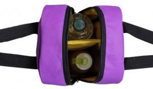 фото Термосумка ланч-бэг Pack&Go Bottle Bag, фиолетовый #2