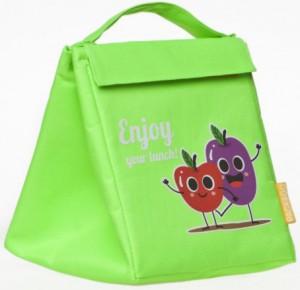 фото Термосумка ланч-бэг Pack&Go Lunch bag детский, салатовый #2