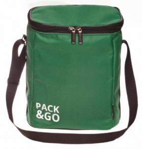 Термосумка ланч-бэг Pack&Go Сумка multi, зелёный