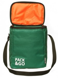 фото Термосумка ланч-бэг Pack&Go Сумка multi, зелёный #3