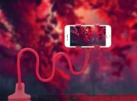 Подарок Держатель для телефона (красный)
