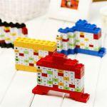 фото Вечный календарь LEGO Yellow #2