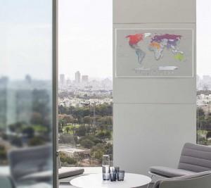 фото Скретч-карта мира Travel Map 'AIR World' #2