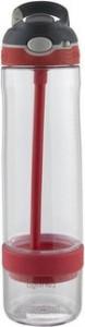 Бутылка для воды Contigo Ashland Infuser Watermelon с контейнером для фруктов, 770 мл, красная (72912)