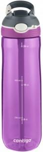 Бутылка для воды Contigo 'Ashland Water Bottle', 710 мл, сиреневая (2072403-1)