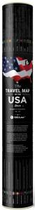 фото Скретч-карта США Travel Map 'USA Black' #4