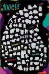 Подарок Скретч-постер #100Дел LOVE edition