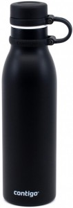 Термобутылка Contigo Thermalock Matterhorn Matte Black, 590 мл (1058703-1)