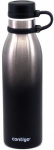 Термобутылка Contigo Thermalock Matterhorn Ombre Black, 590 мл (1058703-2)