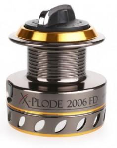 фото Катушка Mikado X-Plode II 6006 FD-SS-CNC (KDA0352-6006FD) #8