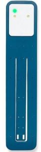 Подарок Лампа-закладка для книг Moleskine Booklight ,синяя (ER7BLB21)