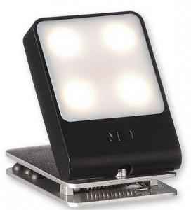 Подарок Лампа-закладка для путешествий Moleskine , черная (ER61TVBLBK)