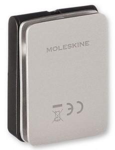 фото Лампа-закладка для путешествий Moleskine , черная (ER61TVBLBK) #3