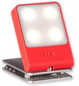 Подарок Лампа-закладка для путешествий Moleskine , красная (ER61TVBLF2)