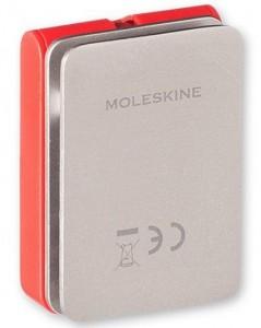 фото Лампа-закладка для путешествий Moleskine , красная (ER61TVBLF2) #3