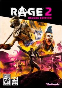 Игра Ключ для Rage 2 Deluxe Edition  Русская версия - RU