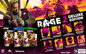 скриншот  Ключ для Rage 2 Deluxe Edition  Русская версия - UA #2