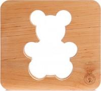 Подарок Настольная лампа-ночник Creative Light Dream Land 'Мишка' сосна, беспроводной (CL101092)