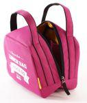 фото Термосумка ланч-бэг Pack&Go Lunch bag zip, ягодный #3