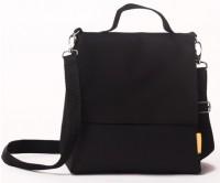 Термосумка ланч-бэг Pack&Go Lunch Bag L+, черный