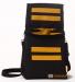 фото Термосумка ланч-бэг Pack&Go Lunch Bag L+, черный #3