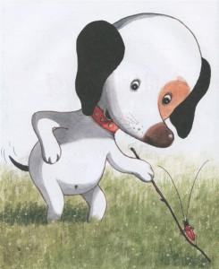 фото страниц Знаменитая собачка Соня #2