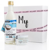 Подарок Набор кокосового масла Hillary 'Mini' (7000033)