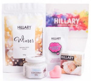 Подарок Набор косметики Hillary Aroma Dream (HI-11-040)