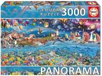 Пазл Educa 'Жизнь (фрагмент)' 3000 элементов (EDU-17132)