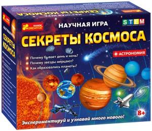 Научная игра Ranok-Creative 'Секреты космоса. Астрономия' (12115018Р)