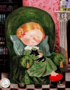 фото страниц Алиса в зазеркалье #9
