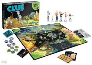 фото Настольная игра Winning Moves 'Cluedo -Rick&Morty' (003210) #3