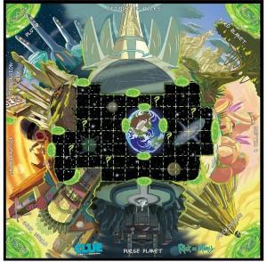 фото Настольная игра Winning Moves 'Cluedo -Rick&Morty' (003210) #6