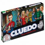 Настольная игра Winning Moves 'Cluedo -The Big Bang Theory ' (021173)