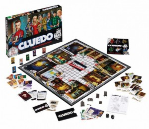 фото Настольная игра Winning Moves 'Cluedo - The Big Bang Theory ' (021173) #2