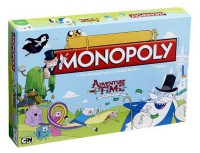 Настольная игра Winning Moves 'Monopoly - Adventure Time' (021487)