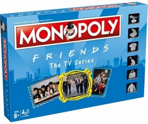 Настольная игра Winning Moves 'Monopoly - Friends ' (027229)