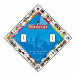 фото Настольная игра Winning Moves 'Monopoly - Friends ' (027229) #3