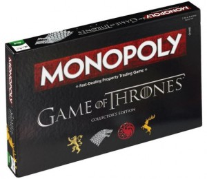 Настольная игра Winning Moves 'Monopoly - Game of Thrones ' (024389)