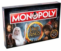 Настольная игра Winning Moves 'Monopoly - Lord of The Rings ' (001618)