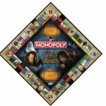 фото Настольная игра Winning Moves 'Monopoly - Lord of The Rings ' (001618) #4