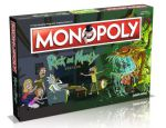 Настольная игра Winning Moves 'Monopoly - Rick&Morty' (002701)