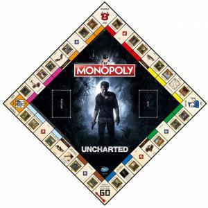фото Настольная игра Winning Moves 'Monopoly - Uncharted' (001892) #5