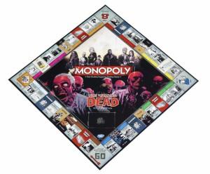 фото Настольная игра Winning Moves 'Monopoly - Walking Dead' (021470) #4