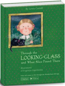 Книга Through the Looking-Glass and What Alice Found There