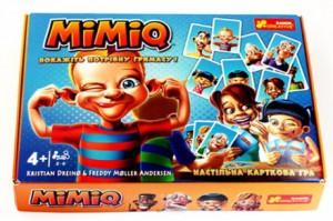 фото Настільна гра Ranok-Creative 'Mimiq' (19120055У) #2